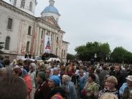 Участие членов ОП ТО в торжествах по случаю 100-летия со дня второй канонизации Анны Кашинской