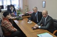 День Общественной палаты в Калининском районе