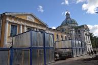 Начало реставрации Тверского императорского дворца