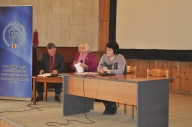 Дискуссионная площадка по вопросу обеспечения жителей региона медицинской помощью