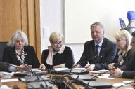 Пленарное заседание 14 апреля. Обратная связь: как эффективнее работать с обращениями граждан